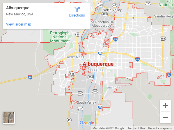 albuquerque new mexico